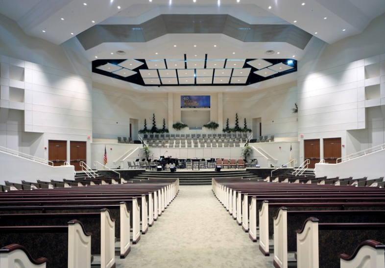 ISTROUMA BAPTIST CHURCH
