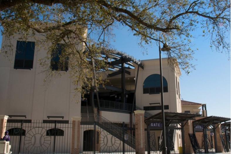 LSU Alex Box Stadium