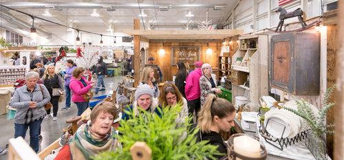 2021 Puyallup Vintage Market