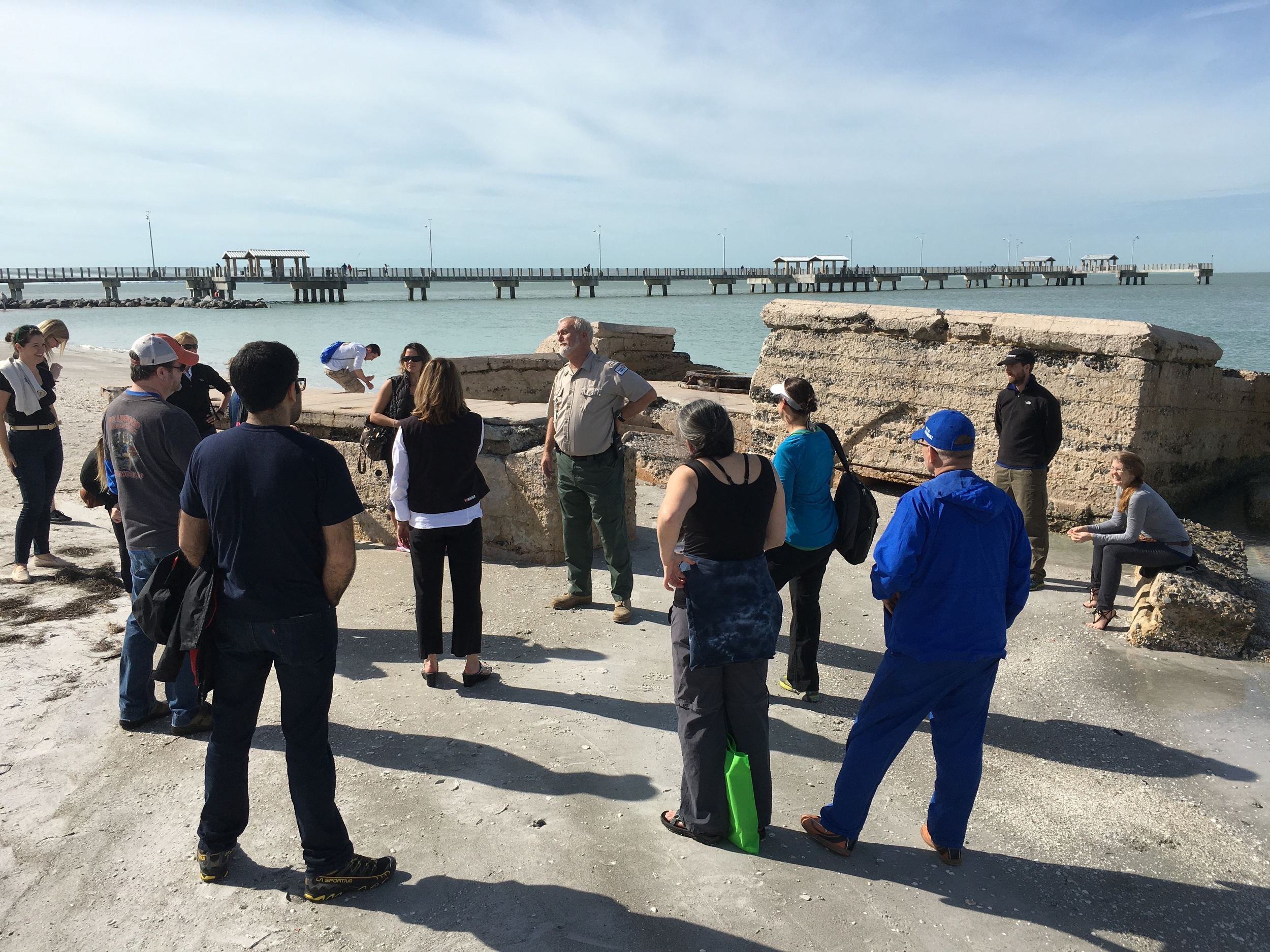 Visiting sustainable tourism locations in Tampa Bay