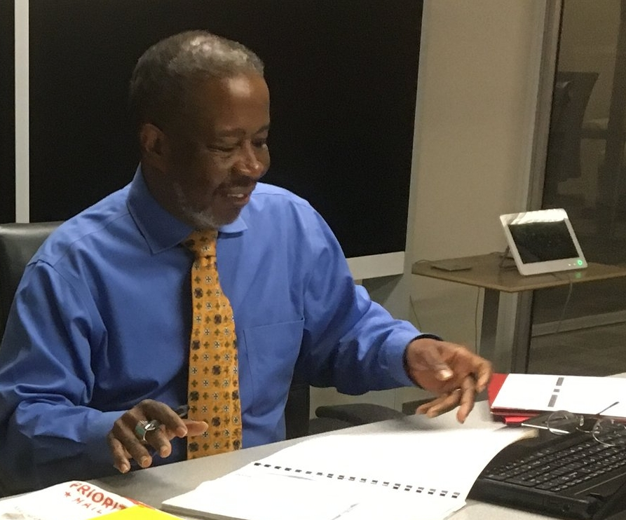 Alfonso Woods - Business and Community Leader, and Champion for the Marginalized