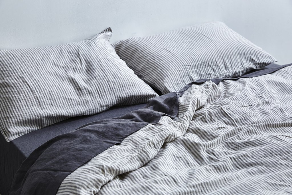 Linen Duvet Cover from  In Bed