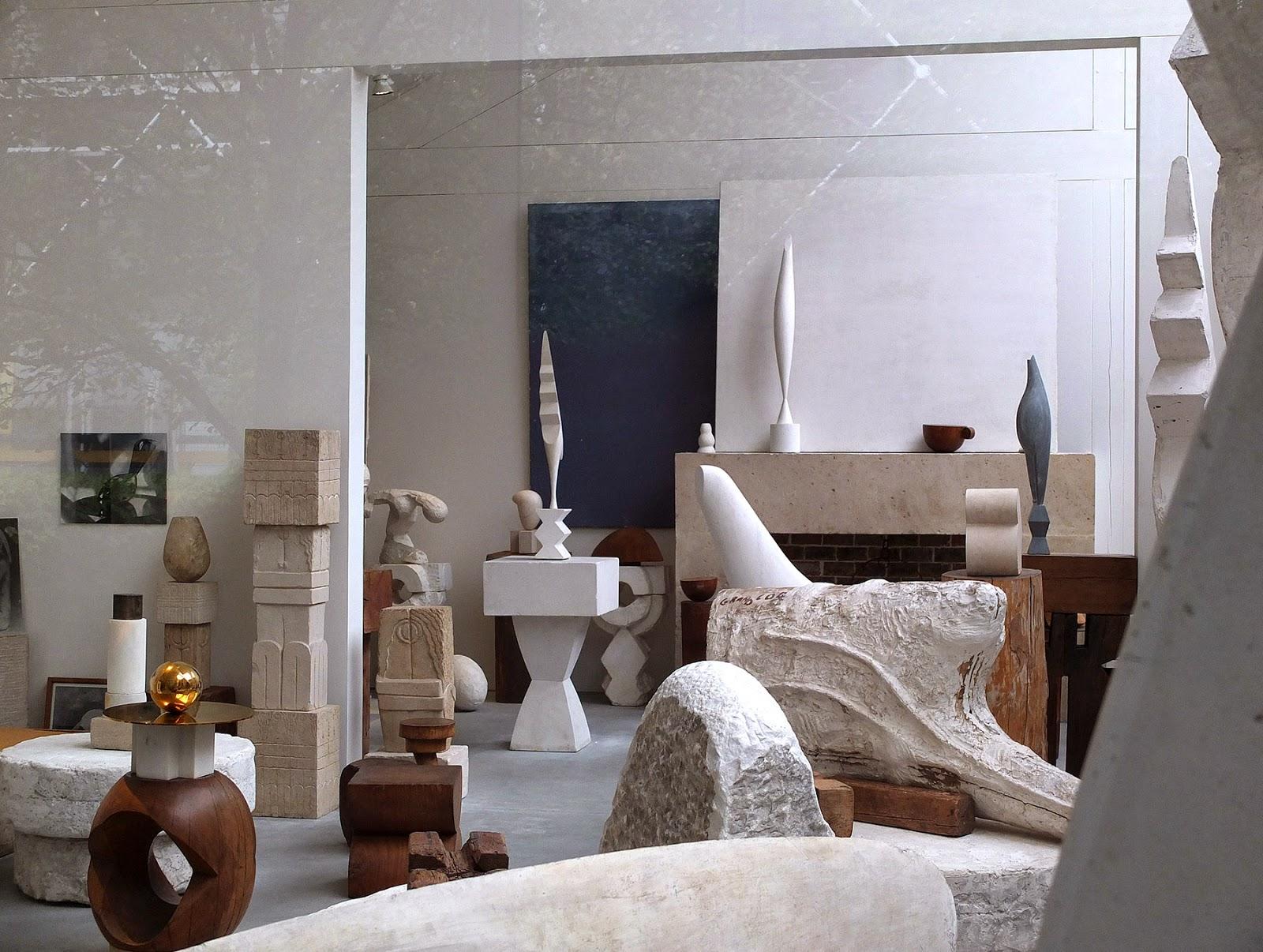Brancusi's Studio  via  Felicecalchi