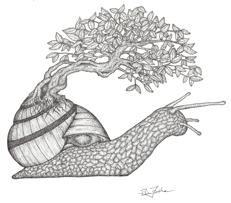 Bonsai Snail