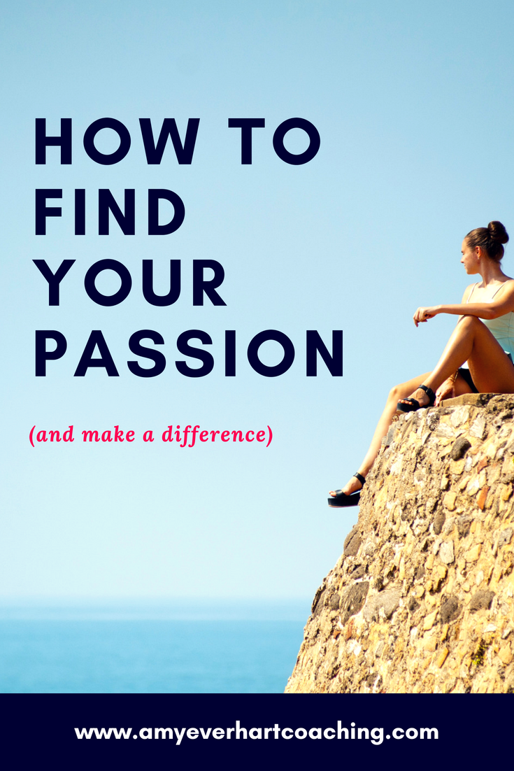 "If you want to find your passion and make a difference, this is where to start.  I used to be so jealous of people who always knew what to do with their lives and had an easily understandable job title like ""doctor.""   Then I discovered how to really find my calling, and everything finally clicked. Now, I know exactly what I'm meant to do, so it's easy to trust myself and get into action. I finally feel like I'm living and working on purpose."