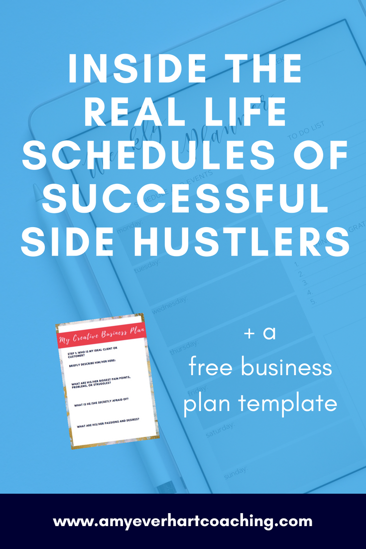 daily schedule for online business owners