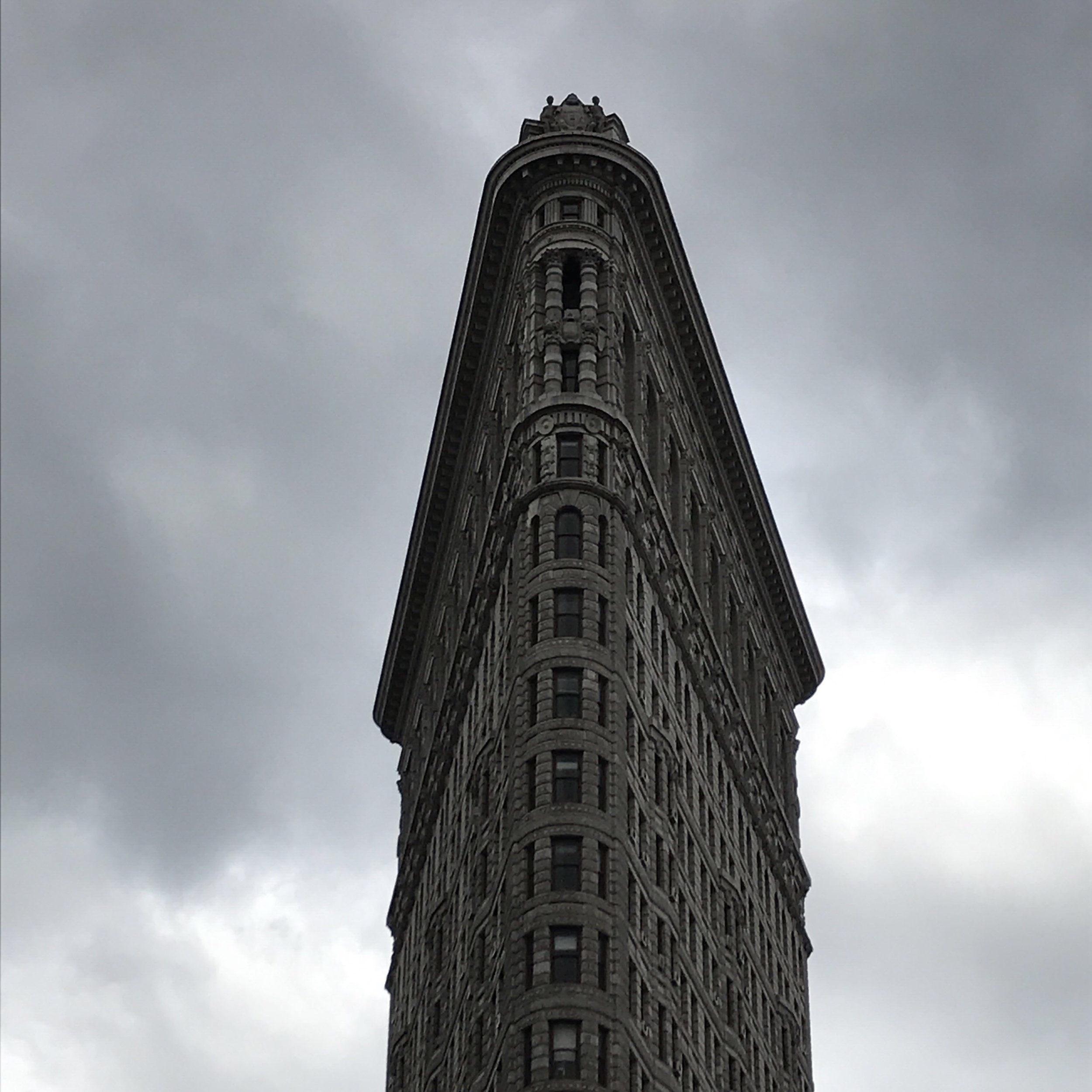 Flat Iron building, NYC