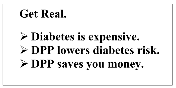 Starting a Diabetes Prevention Program: Why and How
