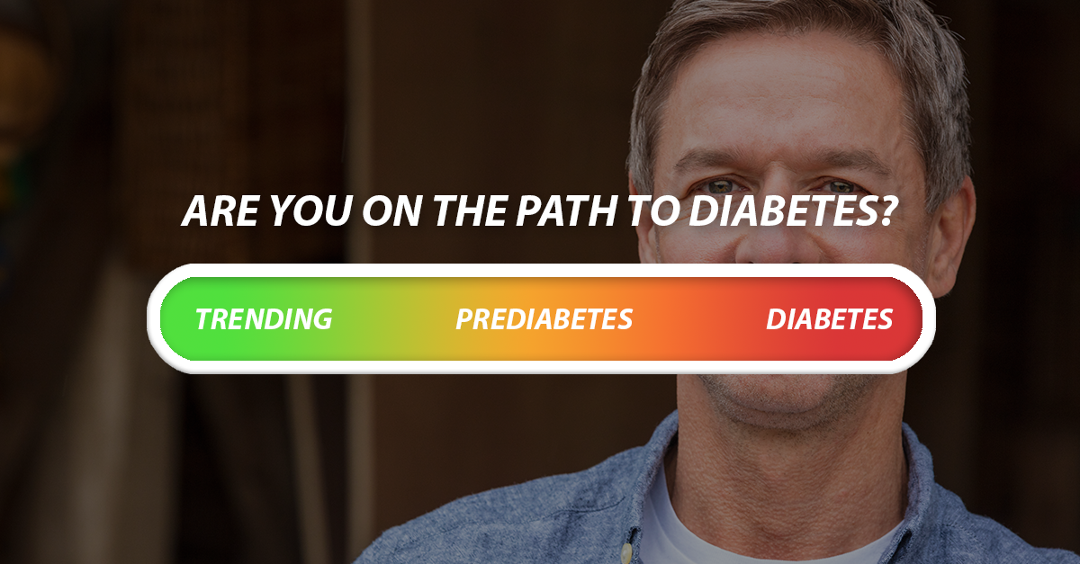 Men are at a higher risk for diabetes. Learn the signs of diabetes in men so you can help prevent prediabetes.