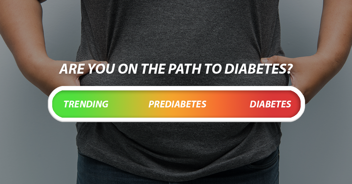 Prediabetes causes can be subtle, Lark can Help.
