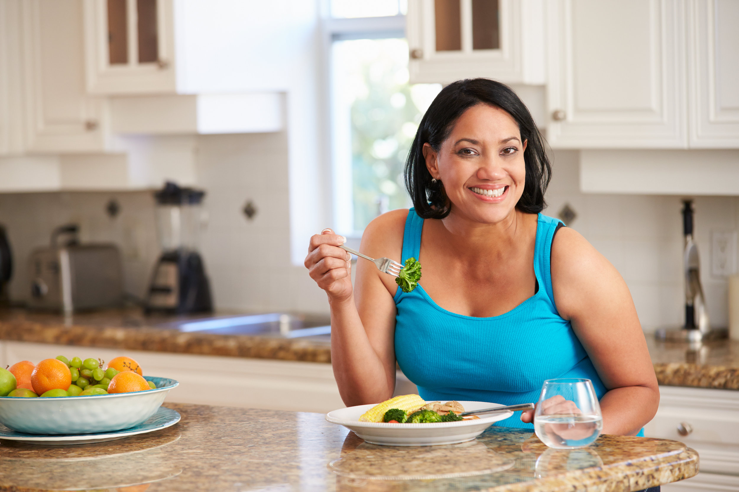 Eating lean greens and a healthier diet can reduce your risk of prediabetes.