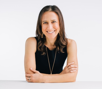 Anne Wojcicki, CEO and founder of 23andMe.