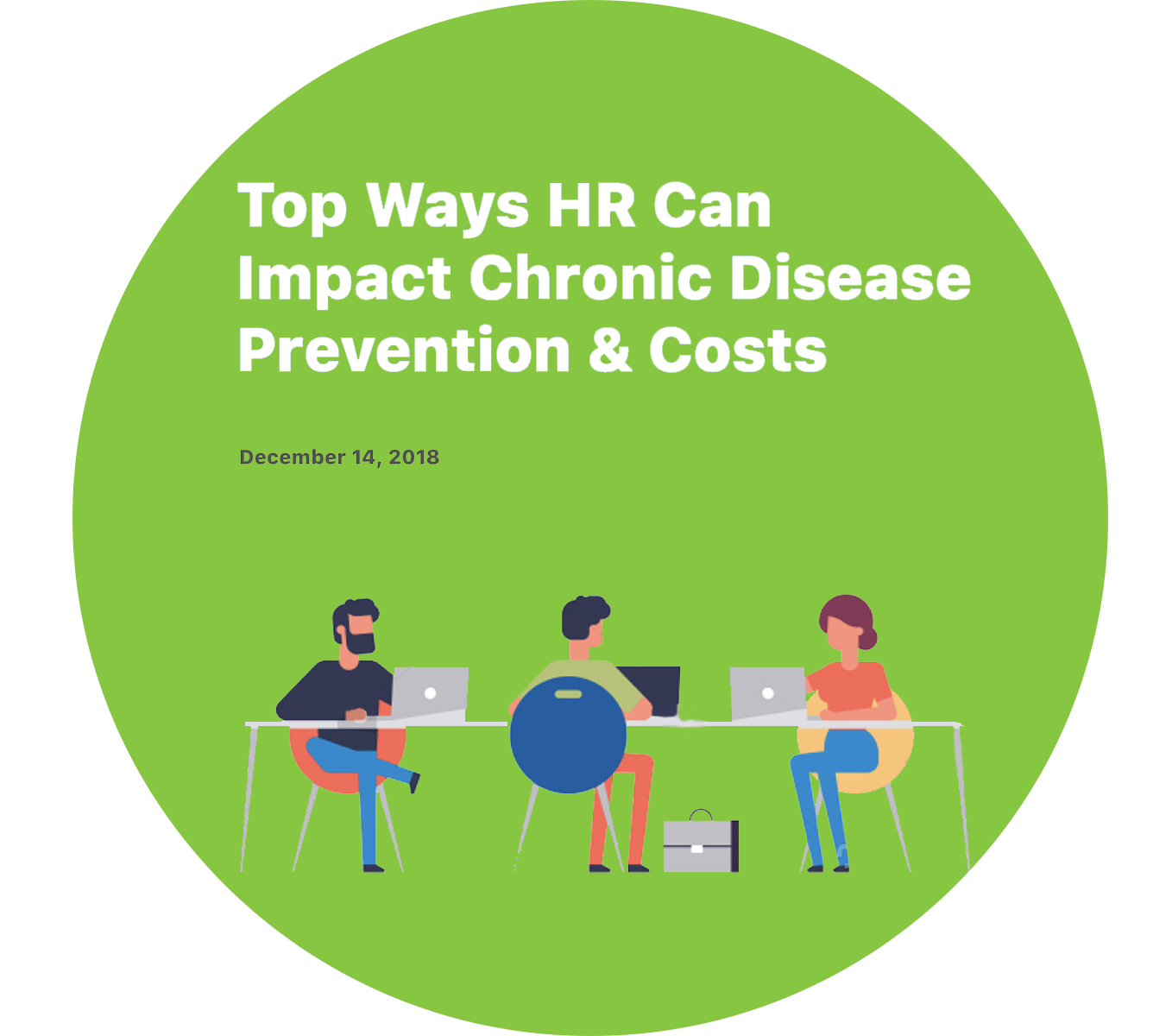 Top Ways HR can impact chronic disease prevention and costs