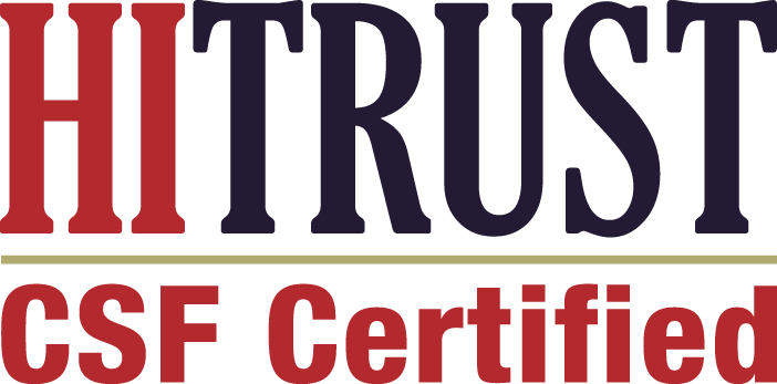 HITRUST CSF Certified Logo.png