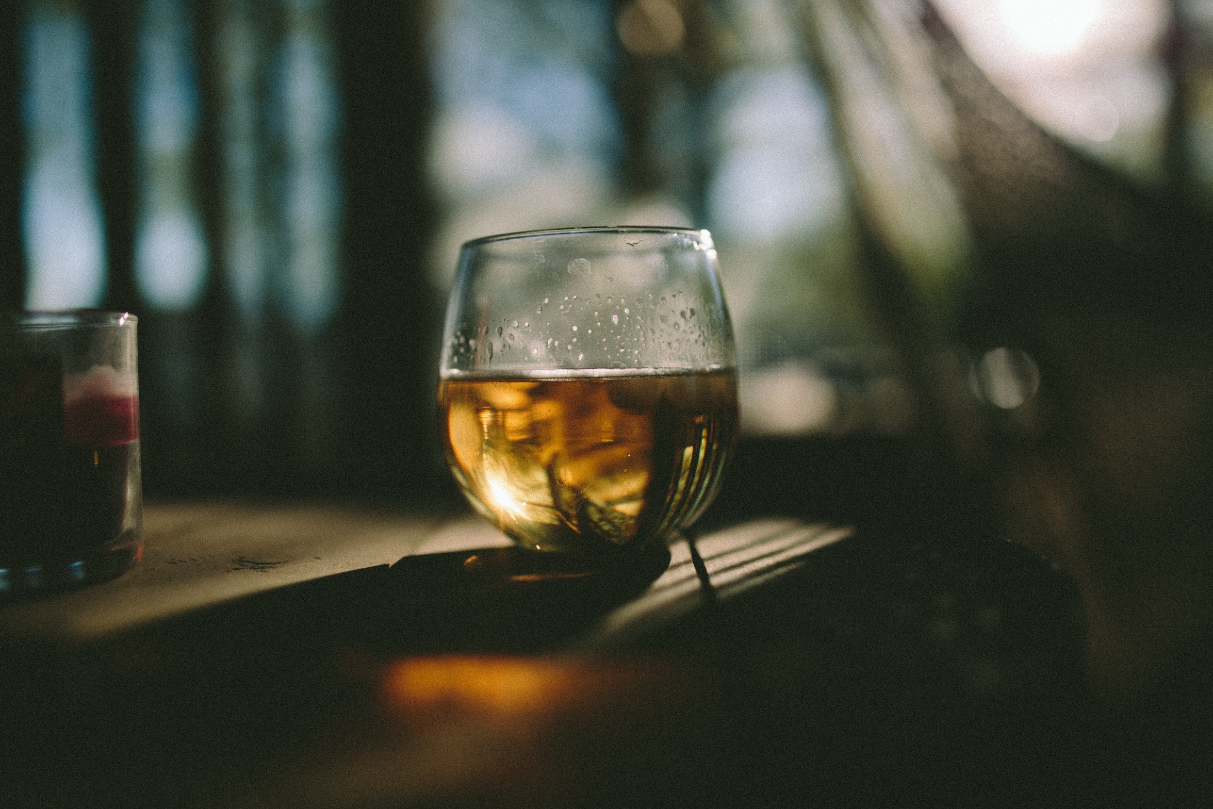 Alcohol can spike blood sugar in those with diabetes.