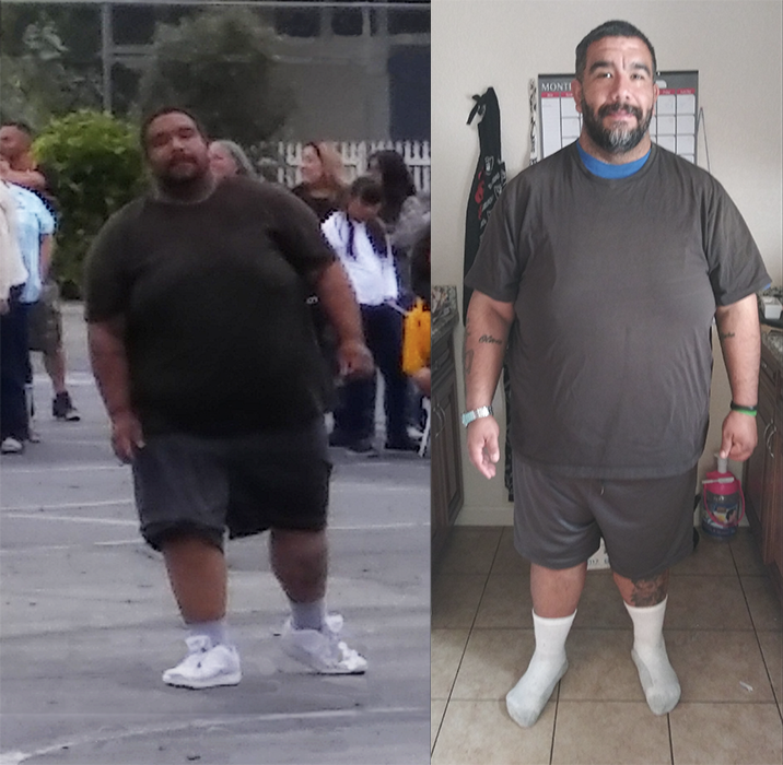 Lark review: Nicholas lost over 100lbs on Lark's DPP