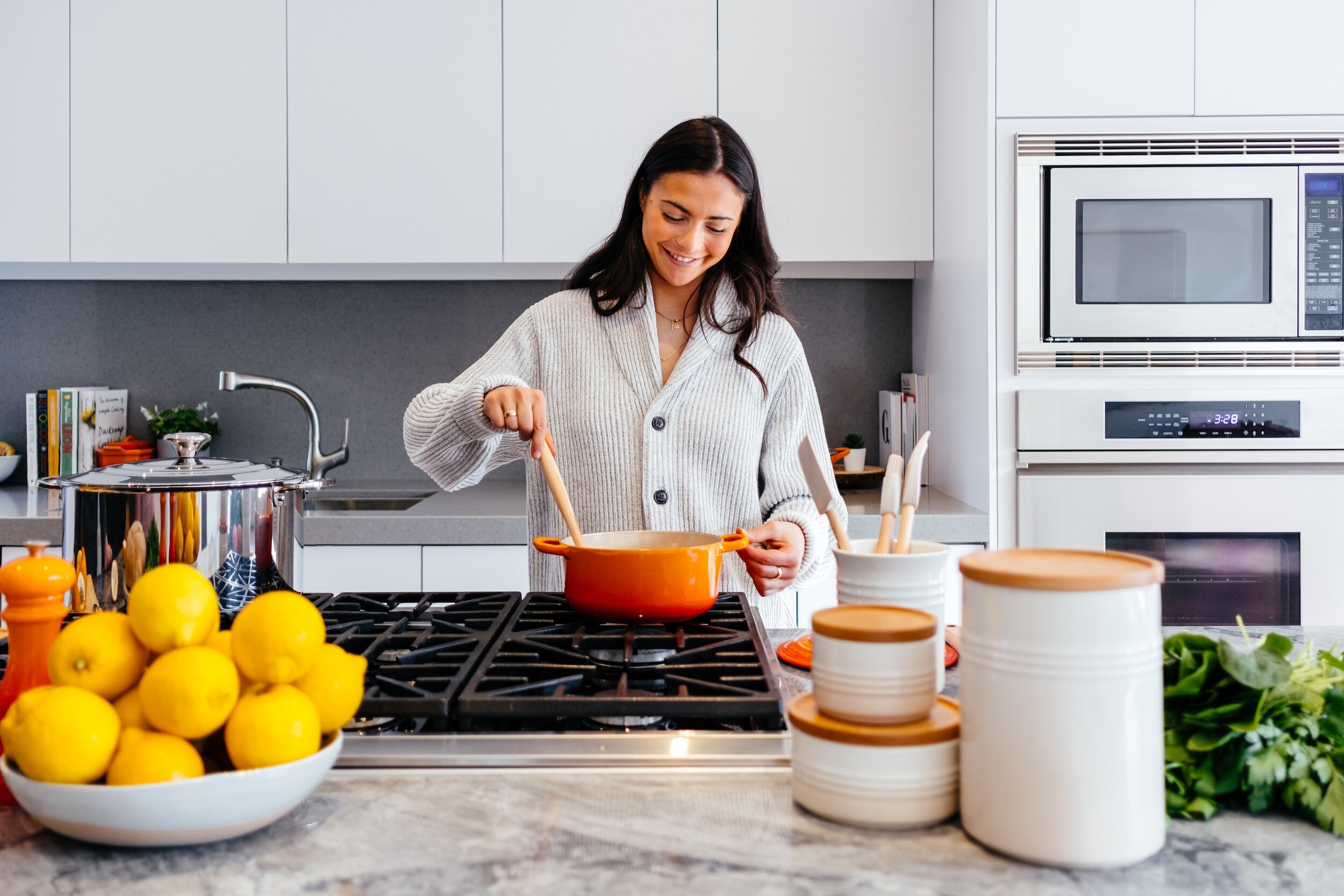 Does cooking at home help you lose weight