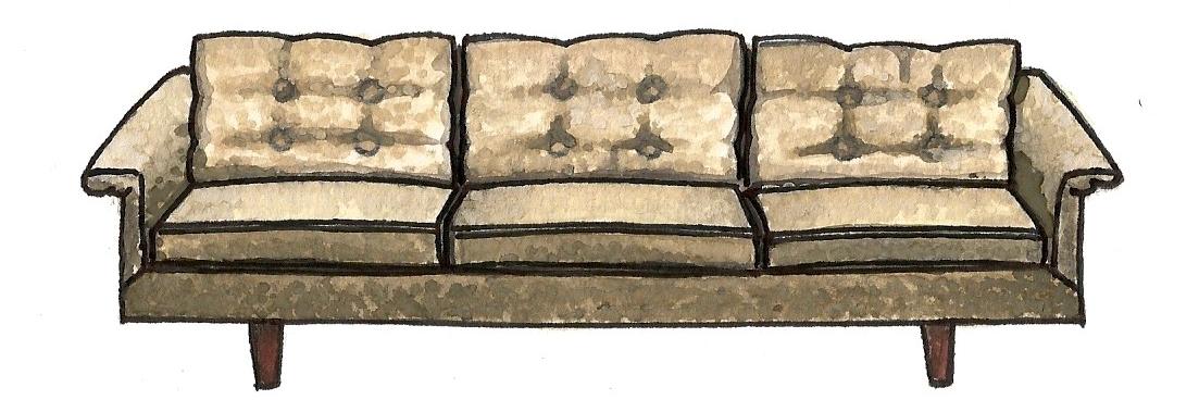 Don Draper's Couch