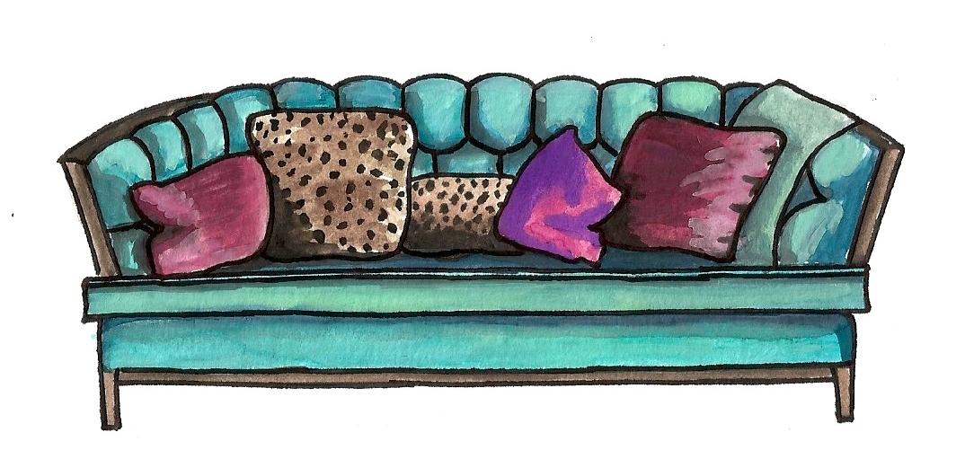 Kimmy Schmidt's Couch