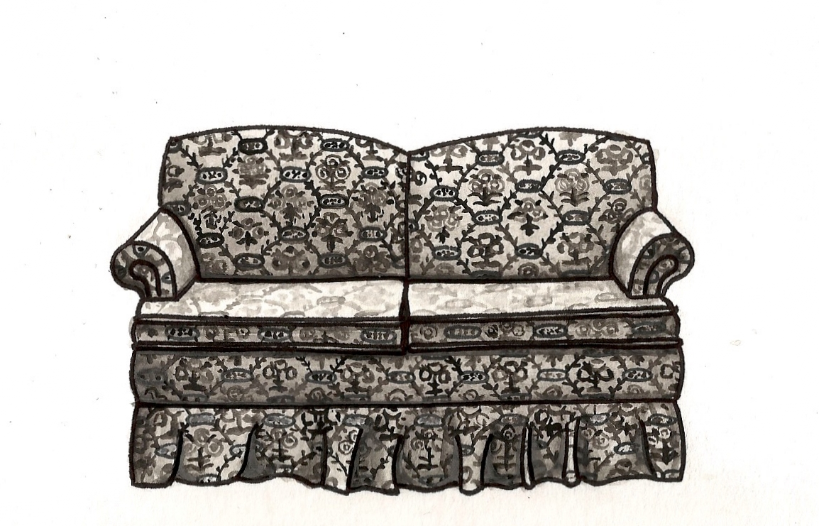 Lucy Ricardo's Couch