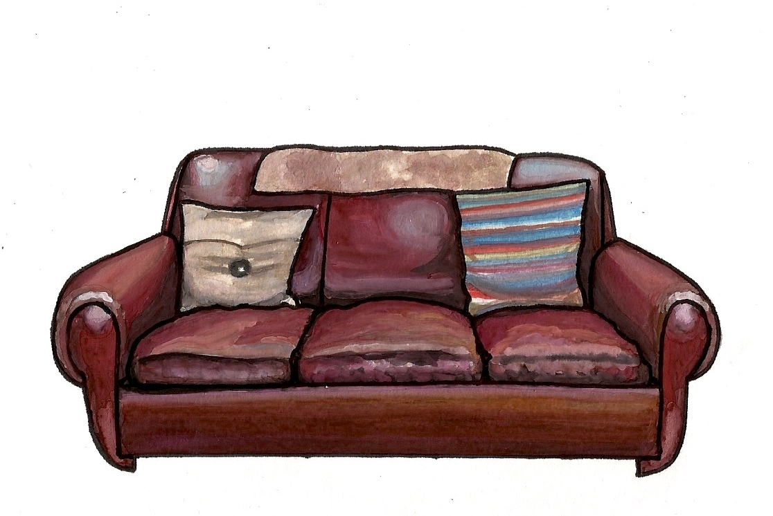 Sheldon's Couch
