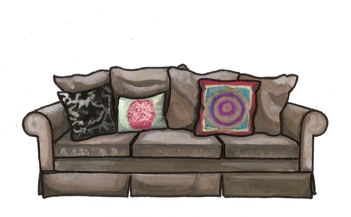 Liz Lemon's Couch