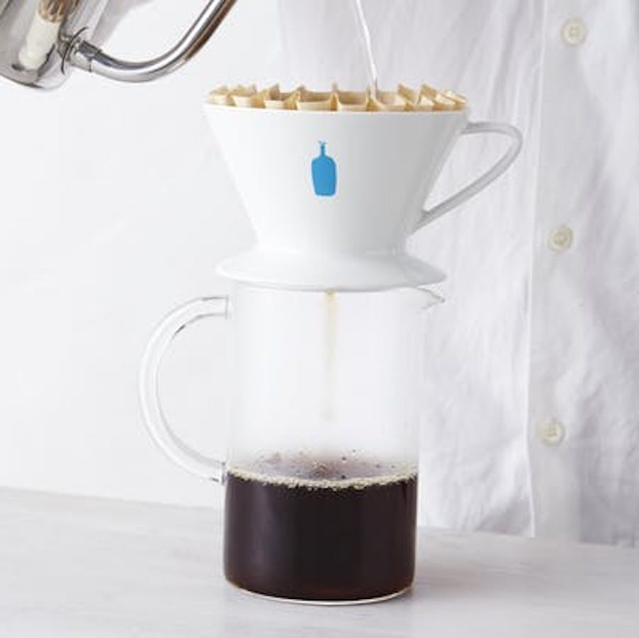 Blue Bottle Coffee's simple purpose: Getting great coffee to everyone who asks for it.
