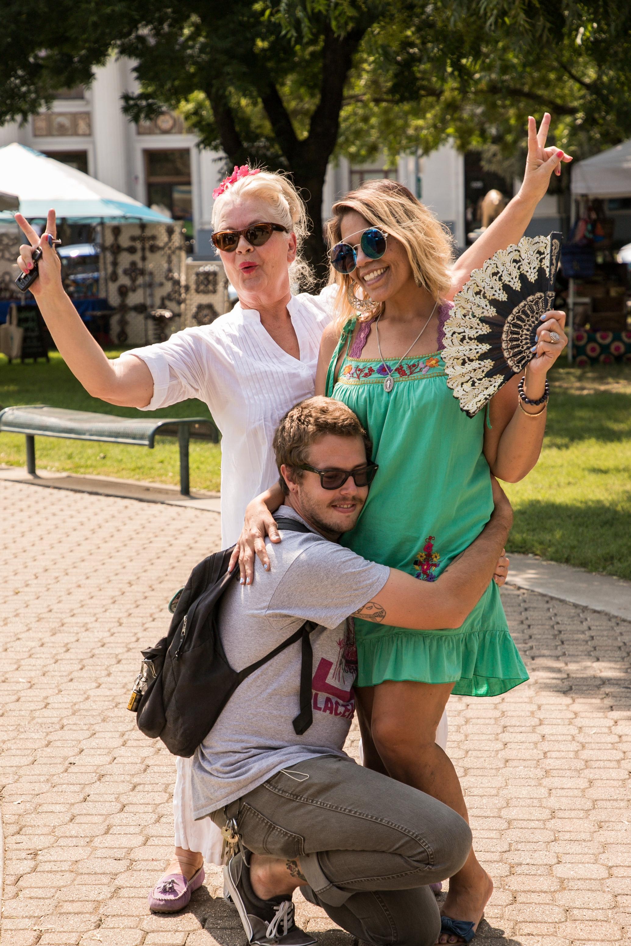 Summer Festival Boho Fun Outdoor Peace