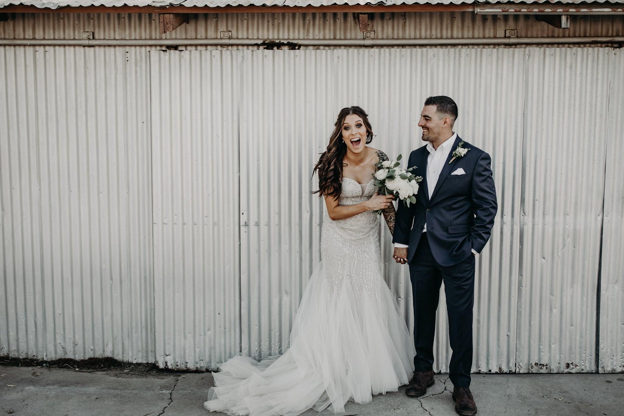 Rustic Country Wedding Outdoor
