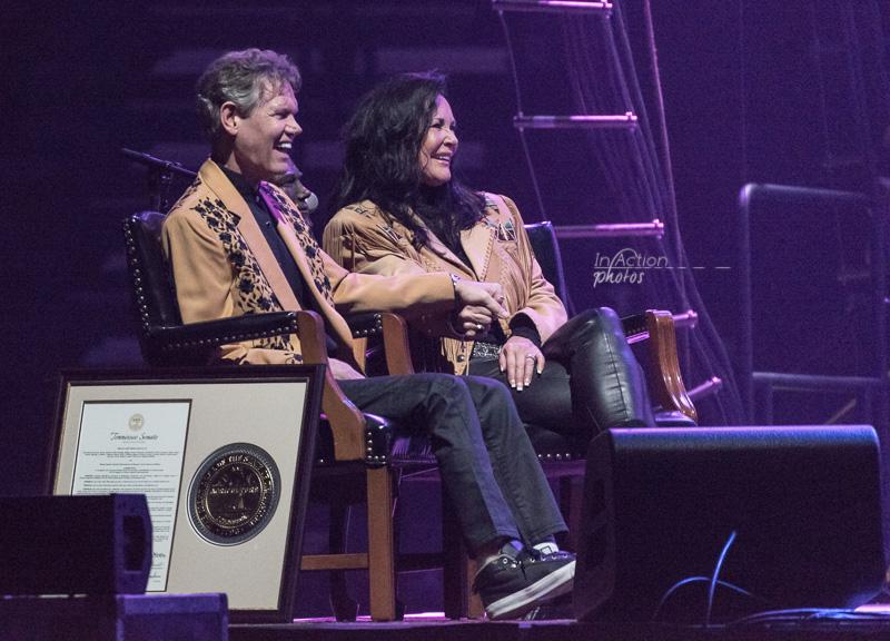 Randy & Mary Travis