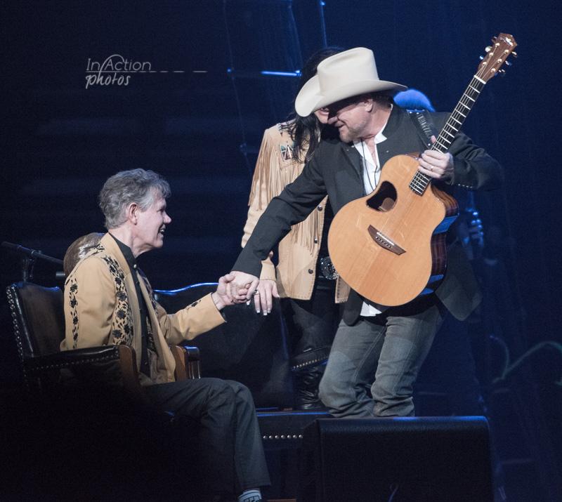 Paul Overstreet & Randy Travis