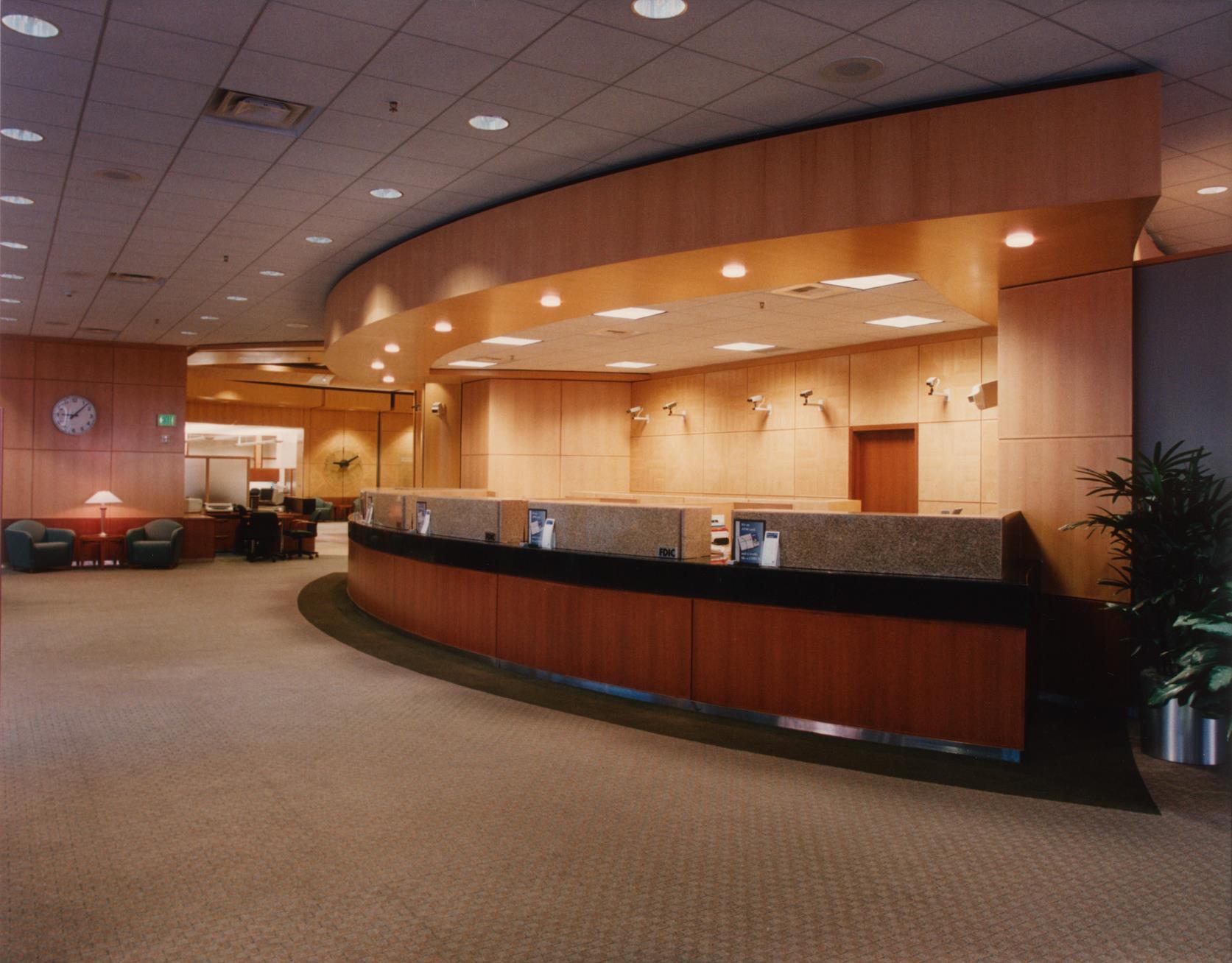 Washington Trust Bank Main Branch
