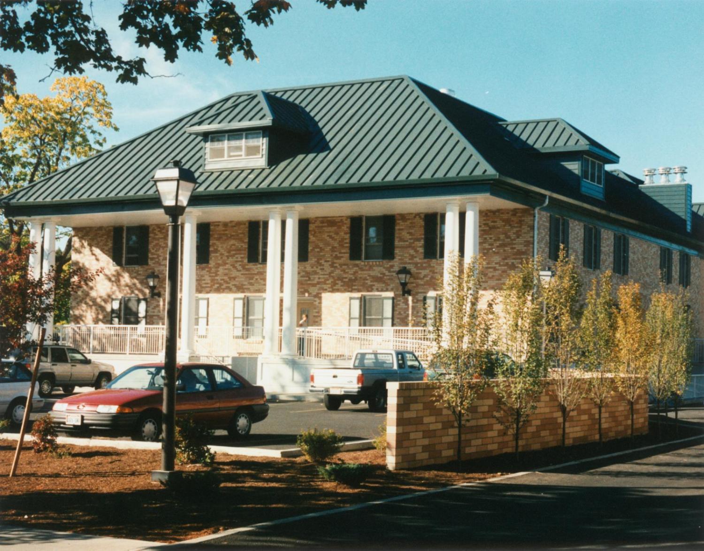 Anna Ogden Hall