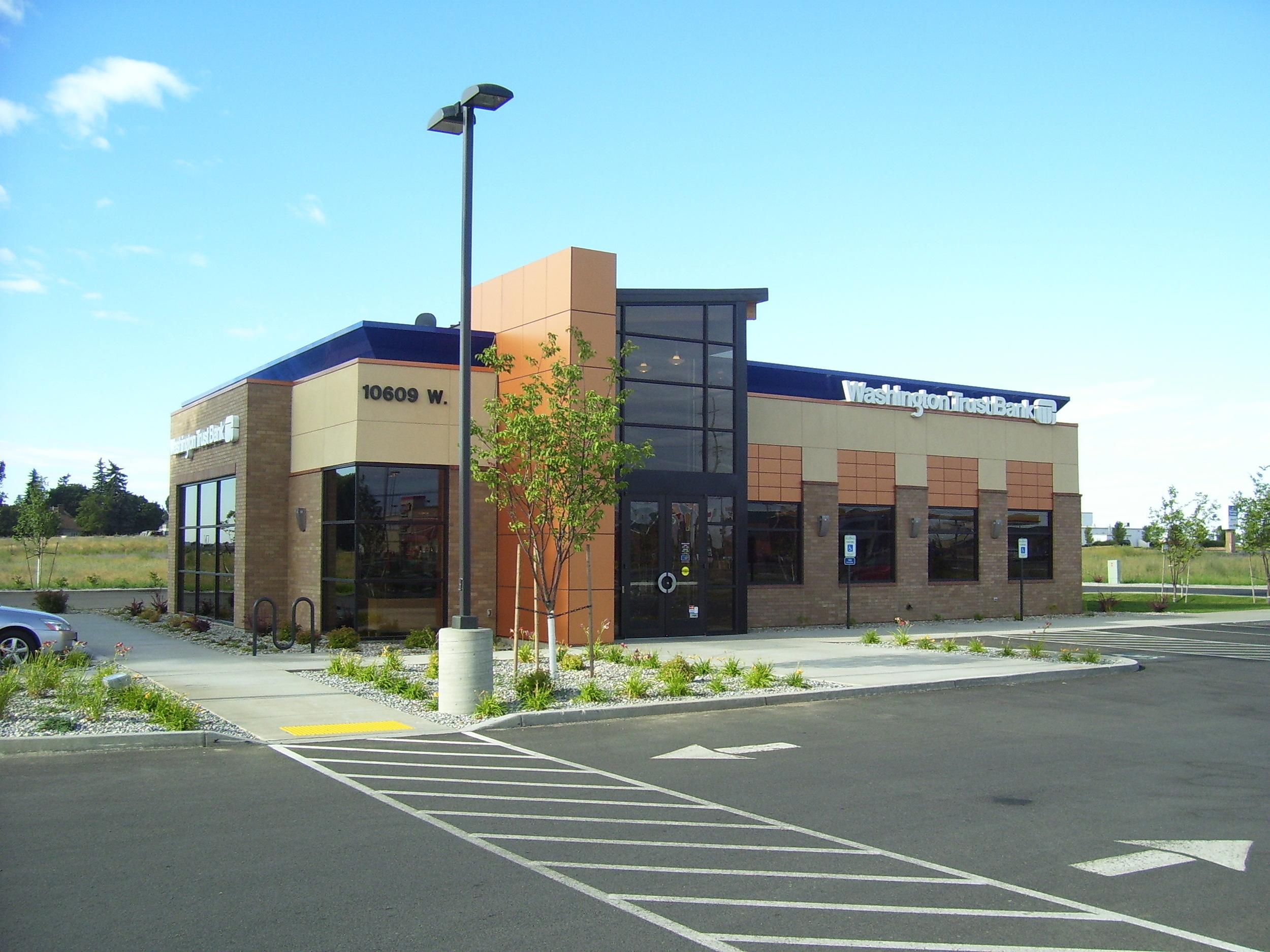 Washington Trust Bank Airway Heights