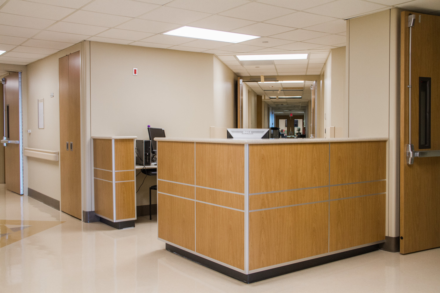 Deaconess Cosmetic Upgrades 9th & 10th