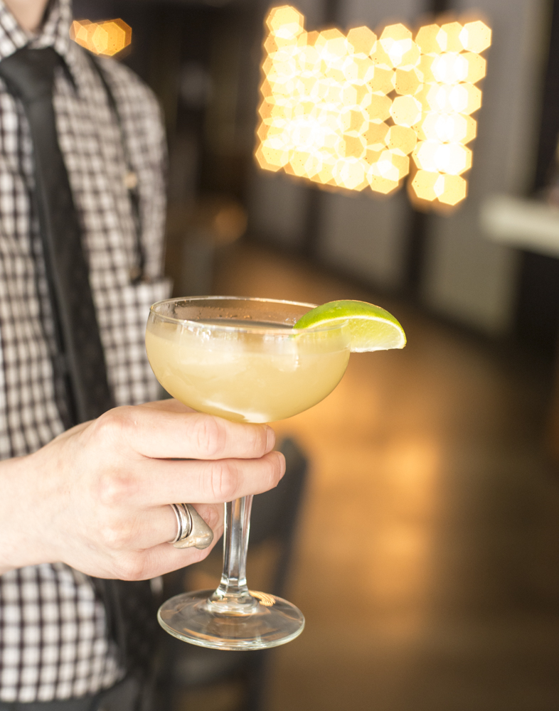 Barlow Cocktail Menu