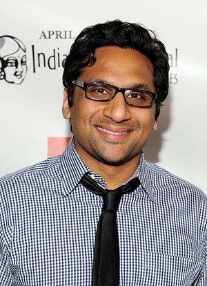 "RAVI PATEL as ""Dr. May"""