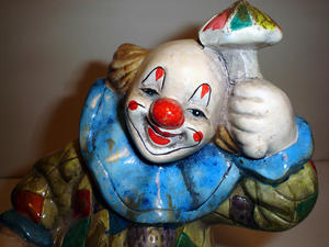 Clown or secret leader of people?