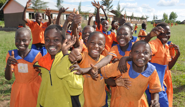 Build Africa works to improve access to quality primary education in Kenya and Uganda, East Africa.