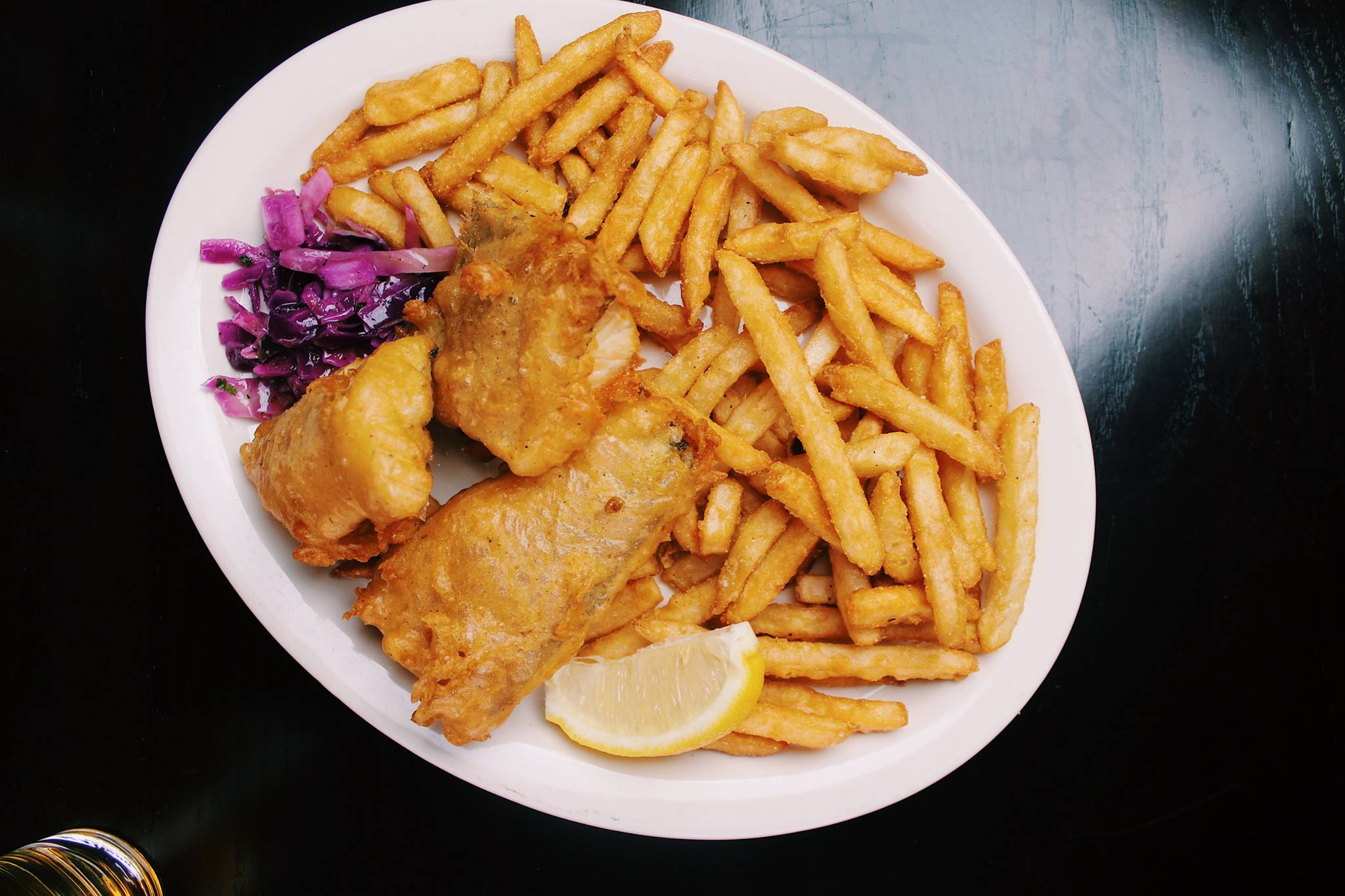 Our Famous Fish Fry