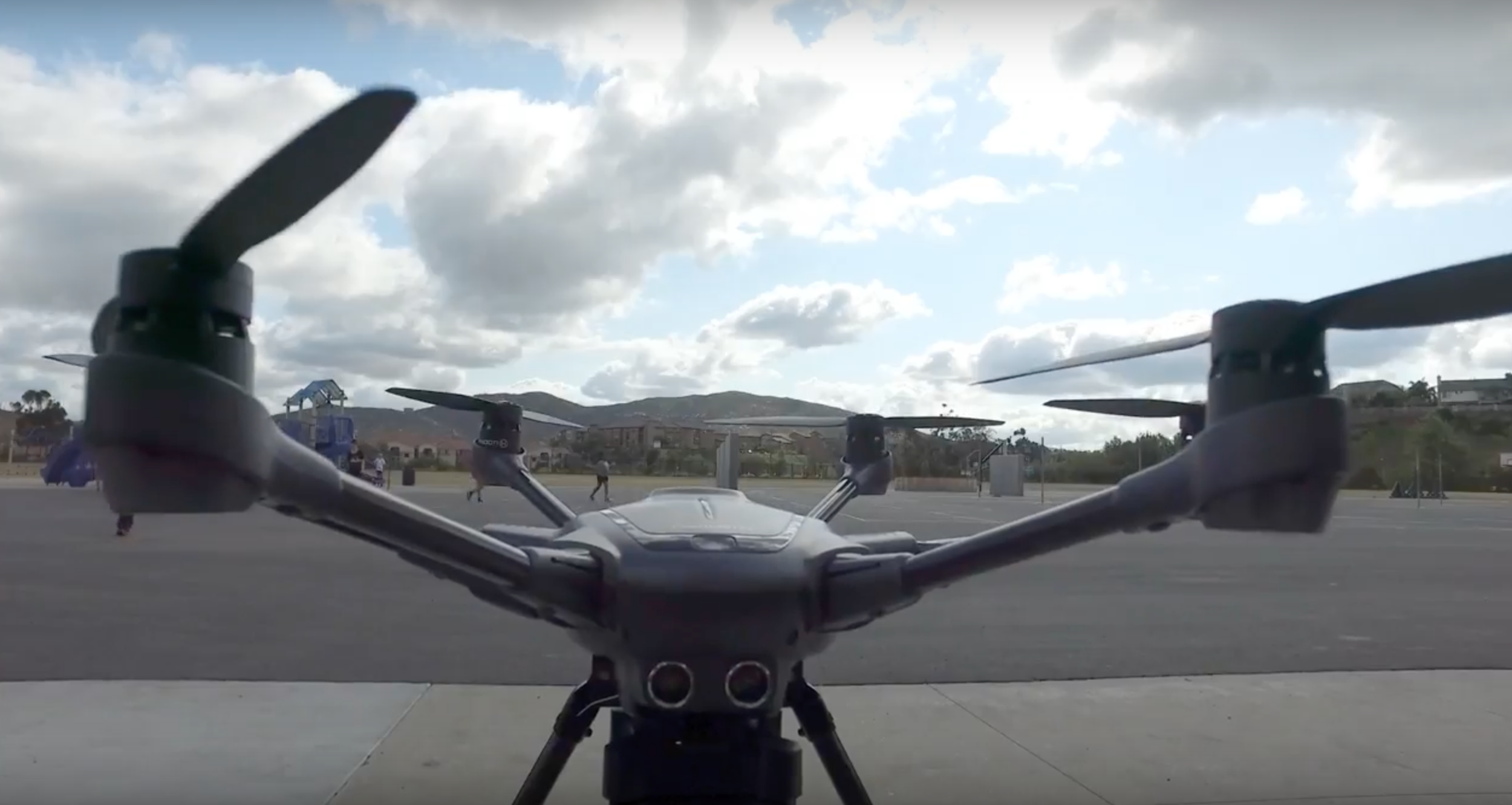 Drones   A tool for Learning    Watch
