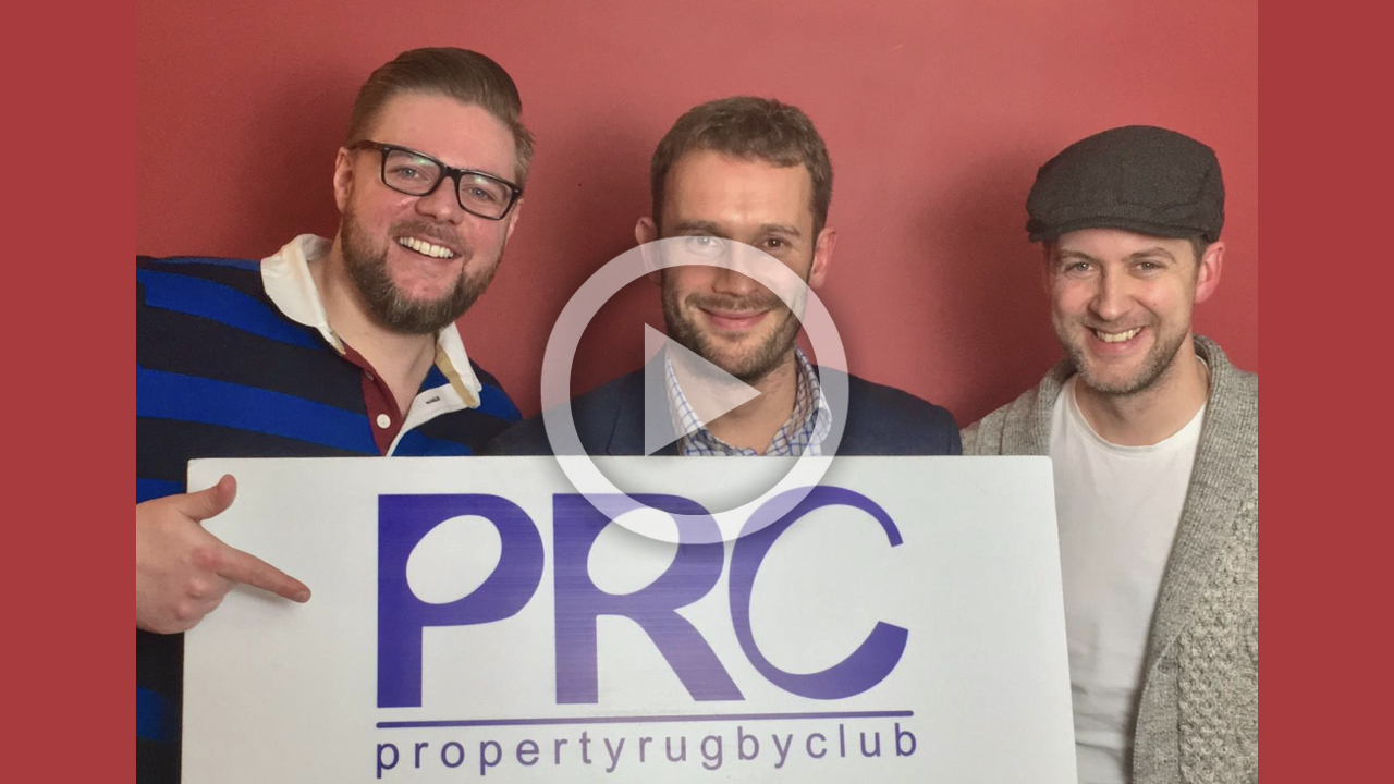 Elliot Reeves & Mike McGrail - Property Rugby Club Podcast