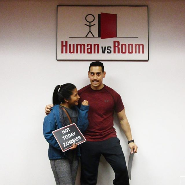 Best silly face EVER 🤪 . Escape your world. Get lost in ours! . #teamhvr #humanvsroom #escaperoom #lehighvalleyescaperoom #lehighvalley #bethlehemescaperoom #bethlehem #bethlehempa #Pennsylvania #familyfun #birthdayideas #datenight #dateideas #birthday #riddles