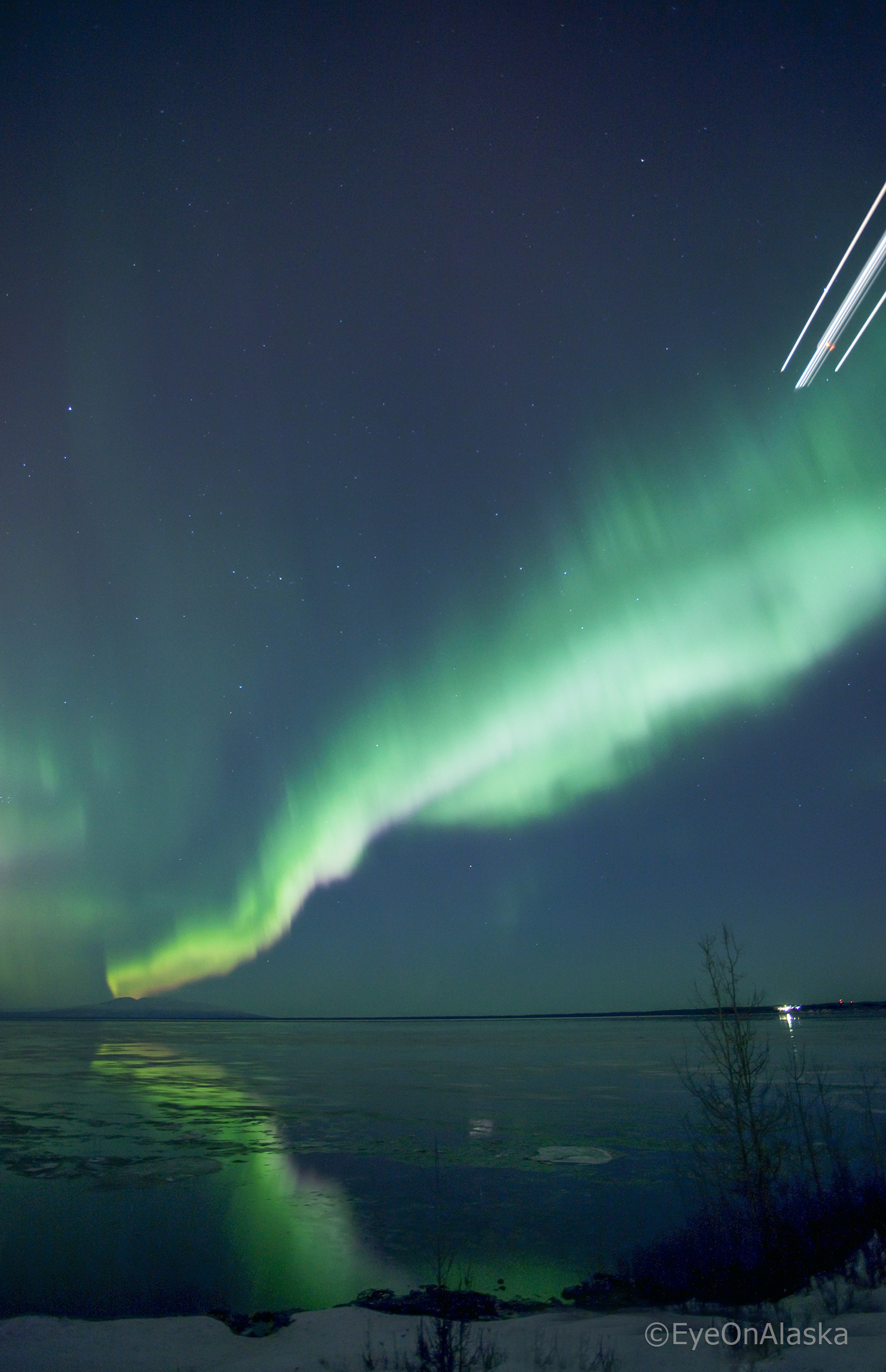 Take off into the Aurora.