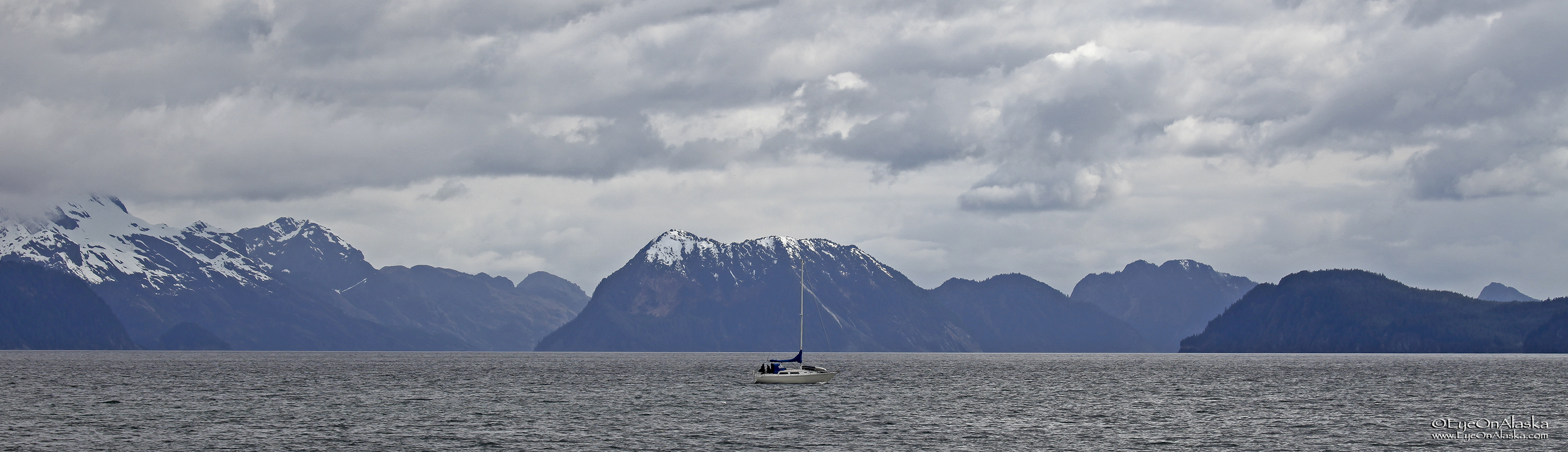 Time to get those sails up! And time for us to head to Ptarmigan Campground for Saturday night.