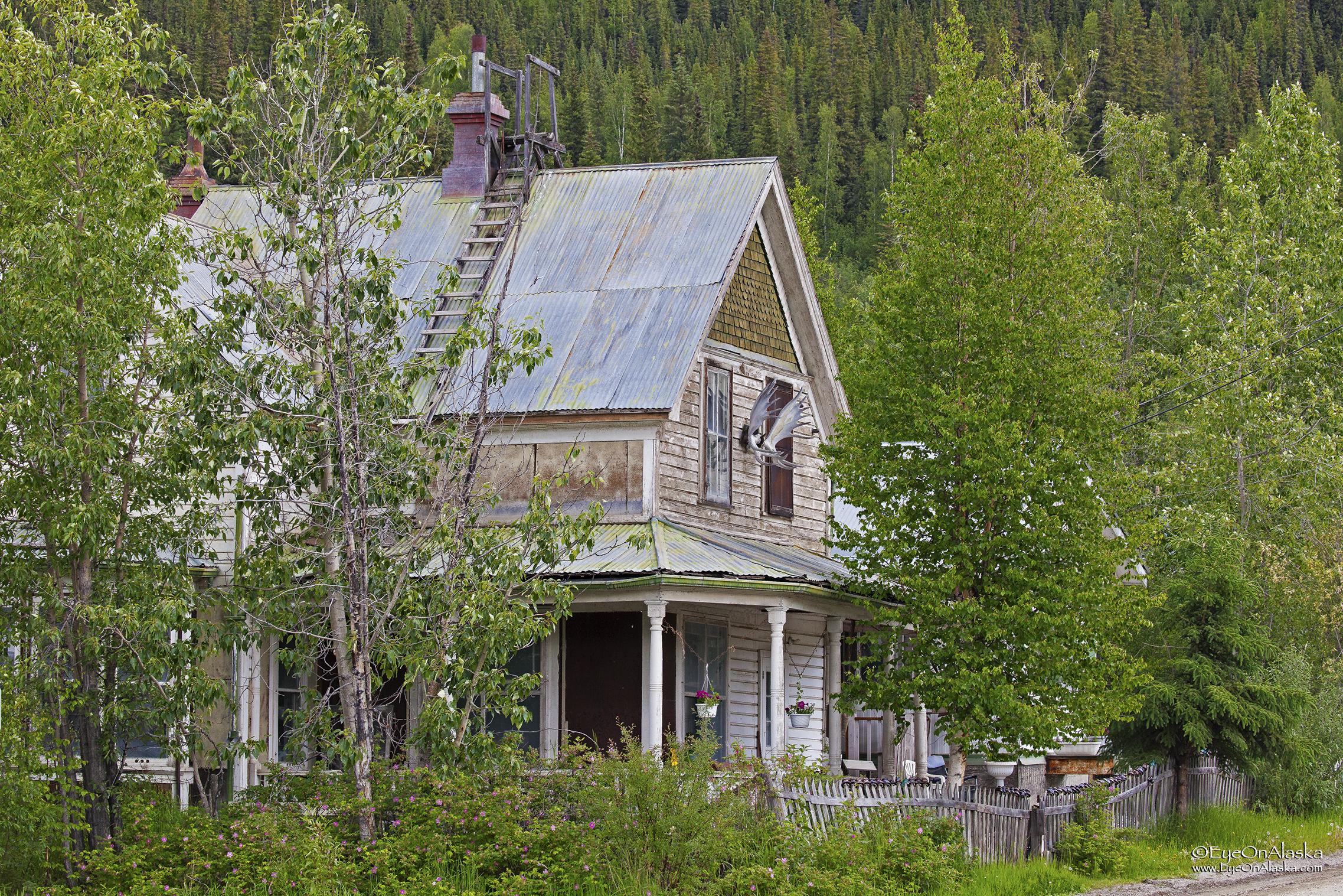 Favorite house in Dawson City