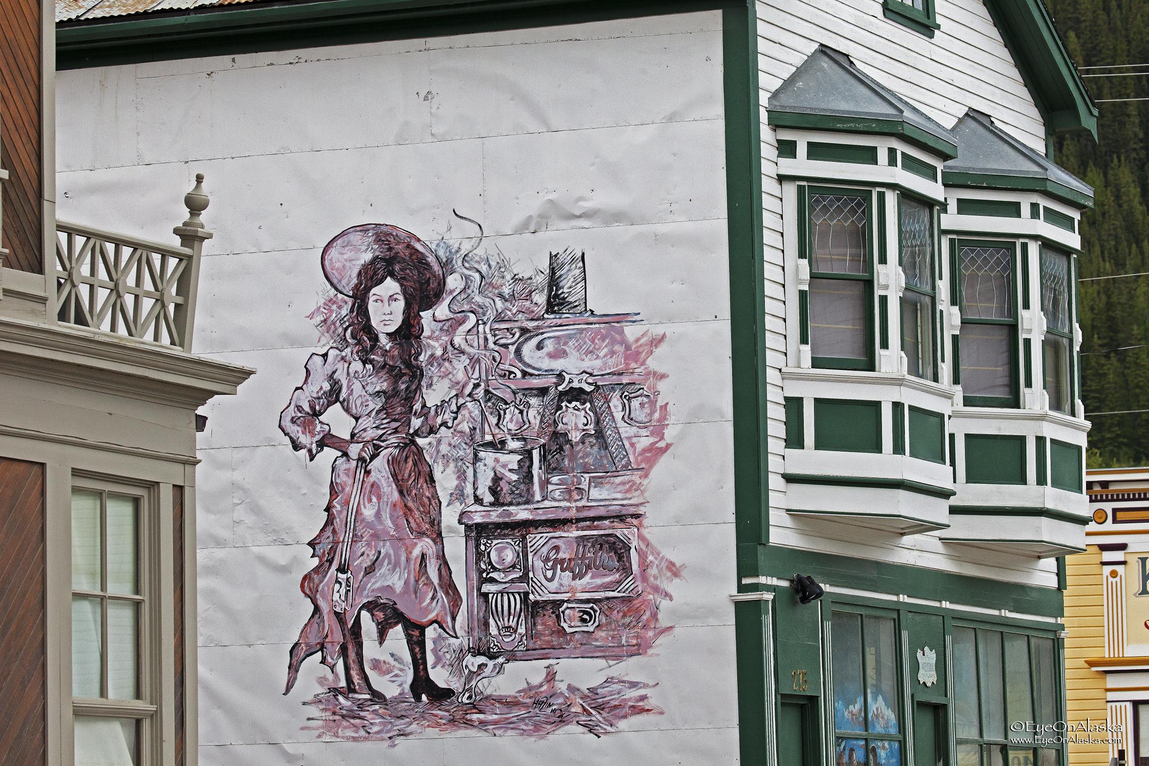Downtown art.