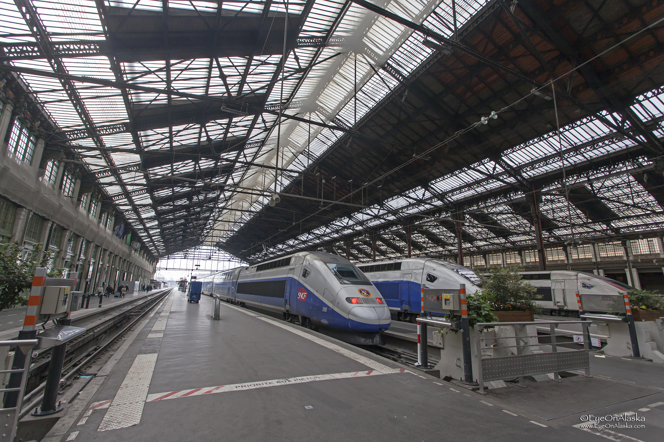 TGV high speed train from Paris to Vesoul on Friday.  Tomorrow, on Saturday morning we go to Scey-sur-Saone to pick up the boat..  Here we go.