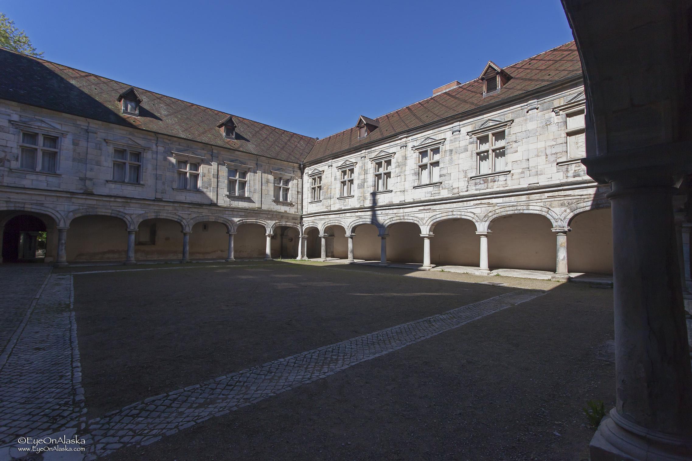 Granvelle Palace.