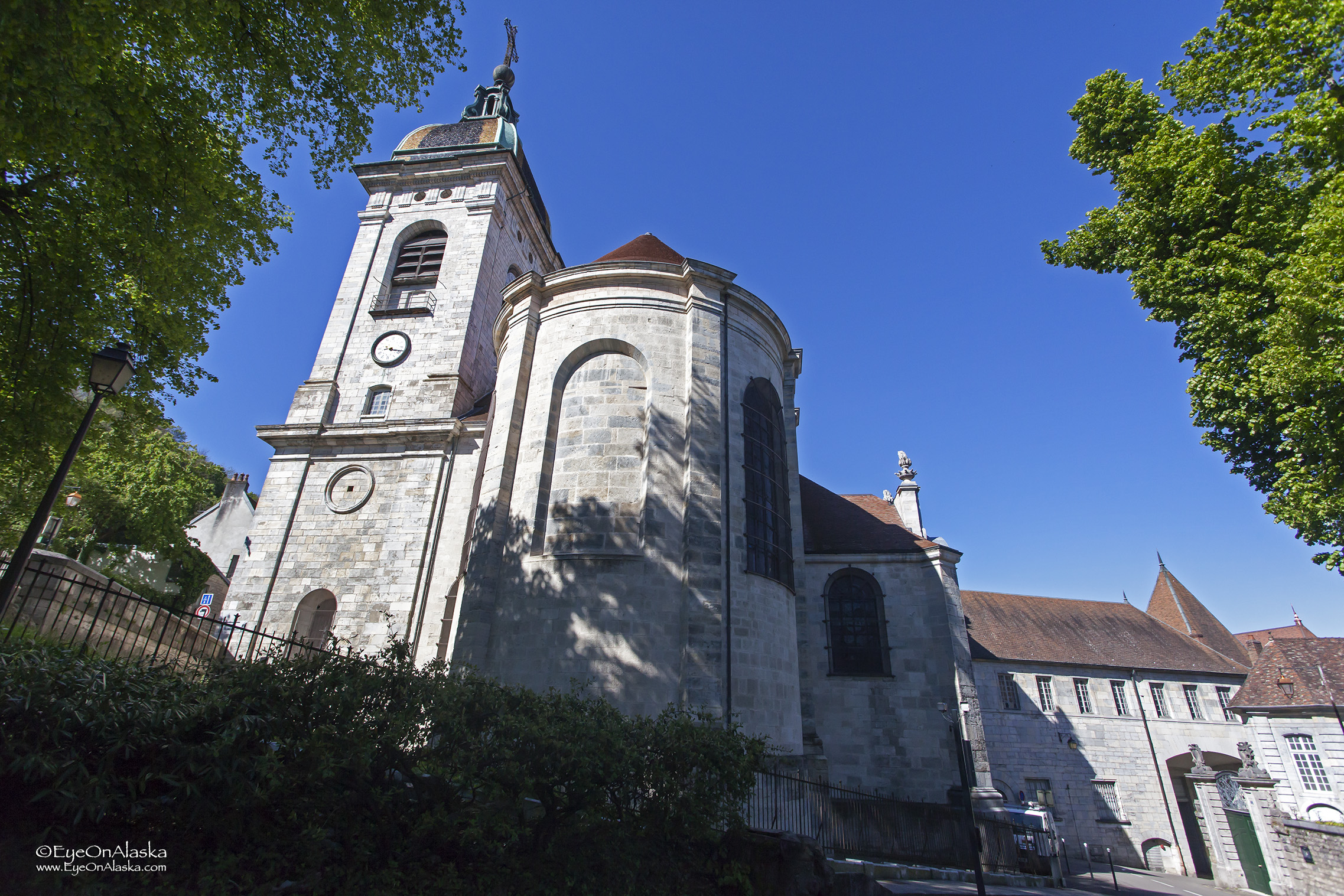 St. John's Cathedral.